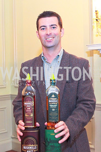 Mike Moylan. Photo by Alfredo Flores. Whiskies of the World Premium to Luxury. The Washington Club. June 21, 2011