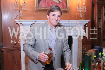 Jon Genderson. Photo by Alfredo Flores. Whiskies of the World Premium to Luxury. The Washington Club. June 21, 2011