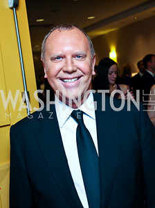 Fashion Designer Michael Kors. WHCD Pre Parties. Photo © Tony Powell. April 30, 2011