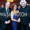 Richard Haass and Susan Mercandetti, Leon Wieseltier. WWHCD Pre Parties. Photo © Tony Powell. April 30, 2011