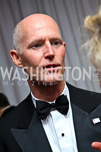 Florida Governor Rick Scott. WHCD Pre Parties. Photo © Tony Powell. April 30, 2011