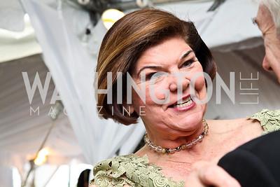 ABC White House Correspondent Ann Compton. WHCD Pre Parties. Photo © Tony Powell. April 30, 2011