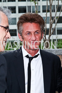 Sean Penn. WHCD Pre Parties. Photo © Tony Powell. April 30, 2011