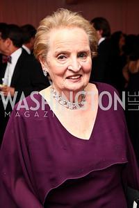 Madeleine Albright. WHCD Pre Parties. Photo © Tony Powell. April 30, 2011