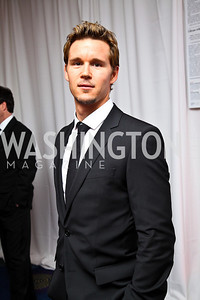 """True Blood"" actor Ryan Kwanten. WHCD Pre Parties. Photo © Tony Powell. April 30, 2011"