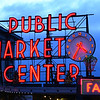 Pike's Place Market Seattle.