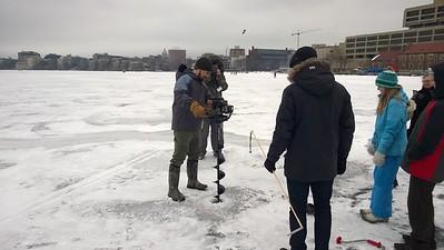 Winter Limnology 2015
