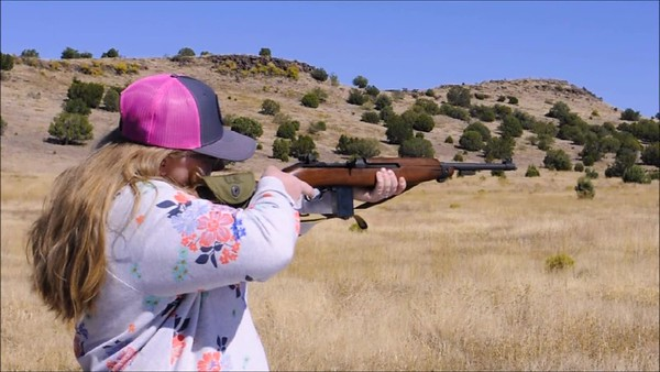 M2 Carbine - Girl Shooters