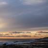 Sunrise over Wollongong beach