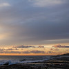 Sunrise over Wollongong beach