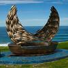 Wing sculpture, Wollongong