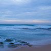 Wollongong beach at sunrise