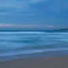 Sunrise over Wollongong coast