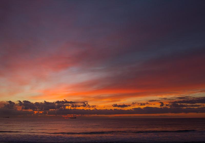 Wollongong sunrise