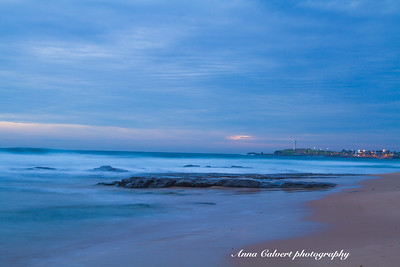 Wollongong at sunrise