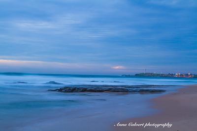 Wollongong at sunrise