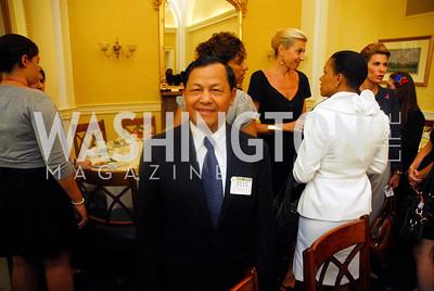 Amb. Hem Heng, Women Ambassador's Round Table and Young Women's Leadership Summit, July 20, 2011, Kyle Samperton