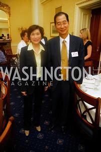 Amb. Chan Hang Chee, Amb. Han Duck-soo, Women Ambassador's Round Table and Young Women's Leadership Summit, July 20, 2011, Kyle Samperton