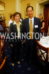 Amb. Chan Hang Chee, Amb. Han Duck-soo, Women Ambassador's Round Table and Young Women's Leadership Summit, July 20, 2011, Kyle Samperton