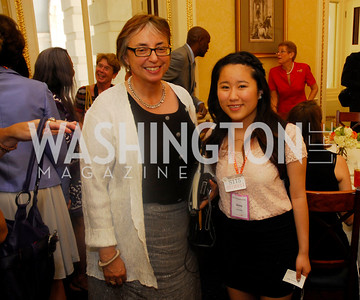 Deanna Horton, Jenny Deng, Women Ambassador's Round Table and Young Women's Leadership Summit, July 20, 2011, Kyle Samperton