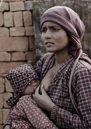 Women of Nepal (colour)