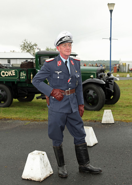 Luftwaffe Officer