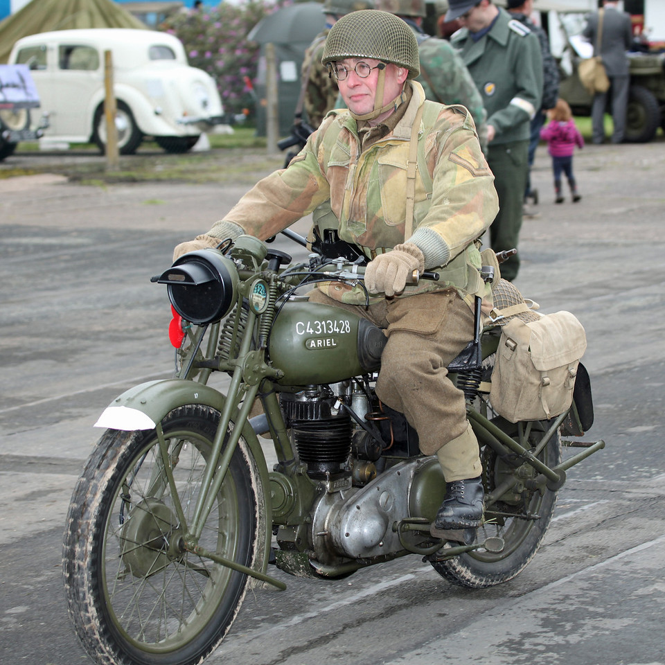 Dispatch Rider [2]