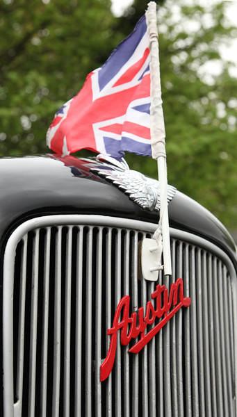 Austin and the Union Jack