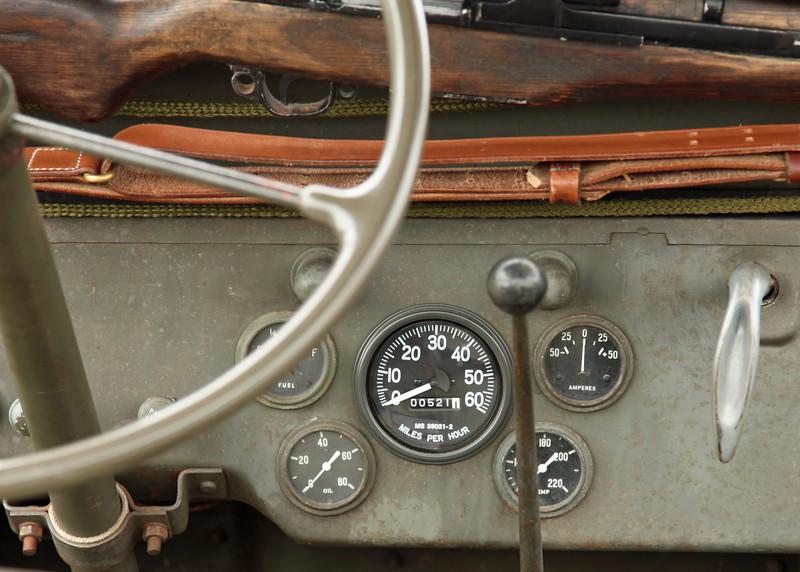 Jeep Dials