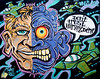"""""""Harvey Dent""""<br /> Wynwood Walls<br /> Miami, Florida"""