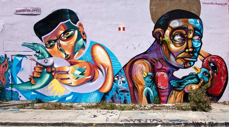 """""""Jade""""<br /> Wynwood Walls<br /> Miami, Florida"""