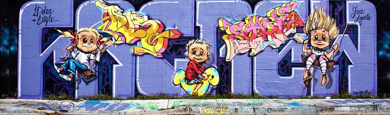 """""""Dekae Style""""<br /> Wynwood Walls<br /> Miami, Florida"""