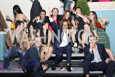 Photo by Jersey Winchester. The Young and the Guest List Party After Party. Grey Goose Mansion. May 20, 2011.