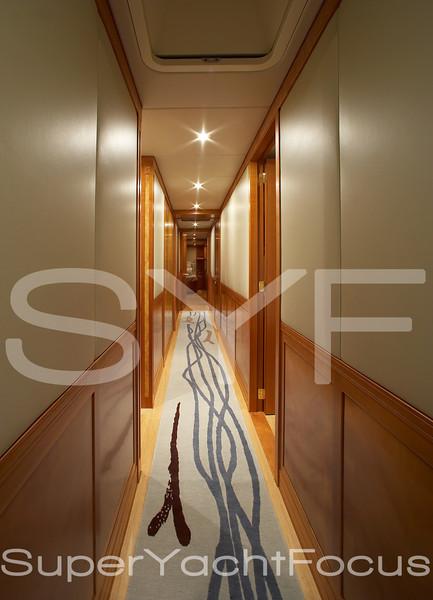 Cinderella IV, corridor