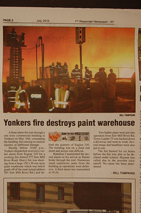 1st Responder Newspaper - NY - July 2012