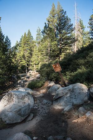 Ten Lakes Trail
