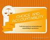 Choice and Accountability - 8x10
