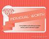 Individual Worth - 8x10