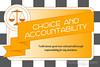 Choice and Accountability - 4x6