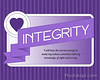 Integrity - 8x10