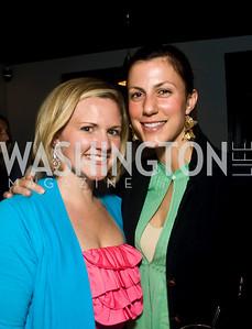 Sassy Jacobs,  Megan Paleologos (Photo by Betsy Spruill Clarke)