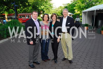 Wade Alt,Erica Alt,Suzanne Clark,Greg Lebedev,Zoofari,May 19,2011,Kyle Samperton