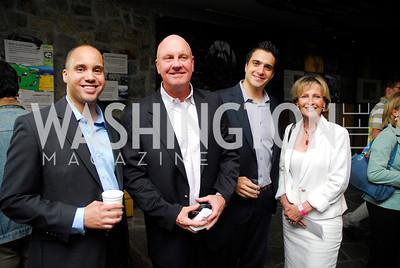 Carlos Heard,Mark  Gleason,Matt Klein,Andrea Berkley,Zoofari,May 19,2011,Kyle Samperton