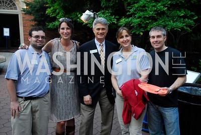 Kenton Kerns,Amanda  Collins , Greg Malanson, Dell Gugliemo,Mike Henley,Zoofari,May 19,2011,Kyle Samperton