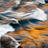 Cool Colors of Autumn - Merced River