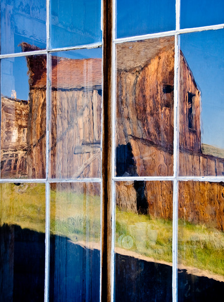 Reflections on the Past - Bodie CA