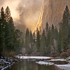El Capitan Golden Glow