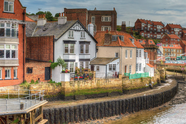 Along Whitby's Inner Harbour