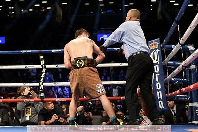 Boxing 2017 - Ievgen Khytrov versus Immanuwel Aleem