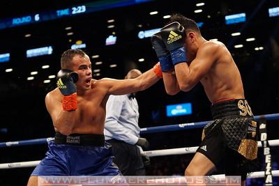 Boxing 2017 - Julian Sosa versus Gabriel Solario